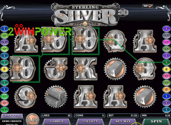 microgaming sterling silver 3d 1508500890056 image