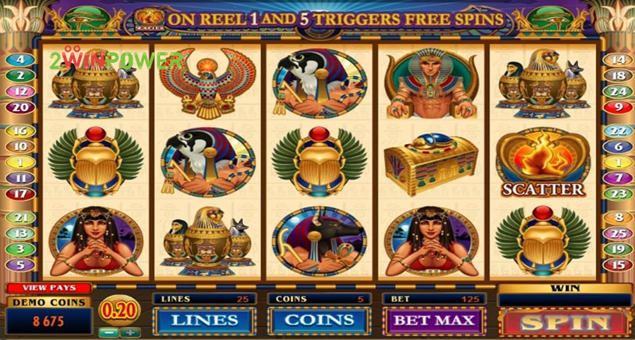 microgaming throne of egypt 15200900582659 image