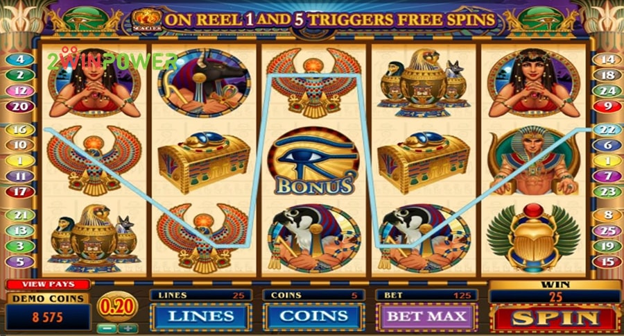 microgaming throne of egypt 15200900584414 image