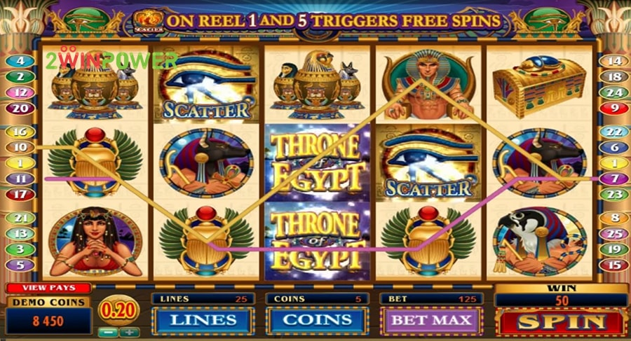 microgaming throne of egypt 15200900586144 image