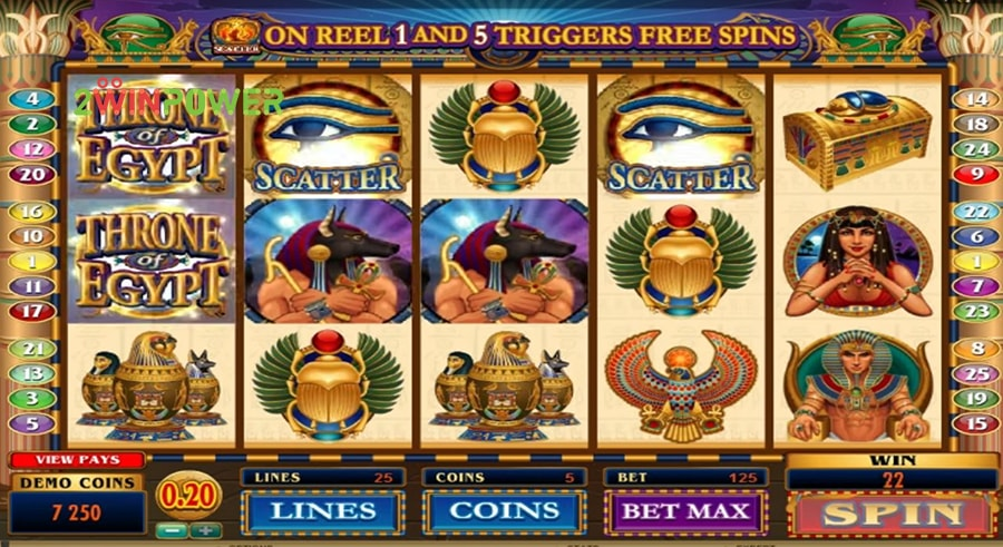 microgaming throne of egypt 15200900589728 image