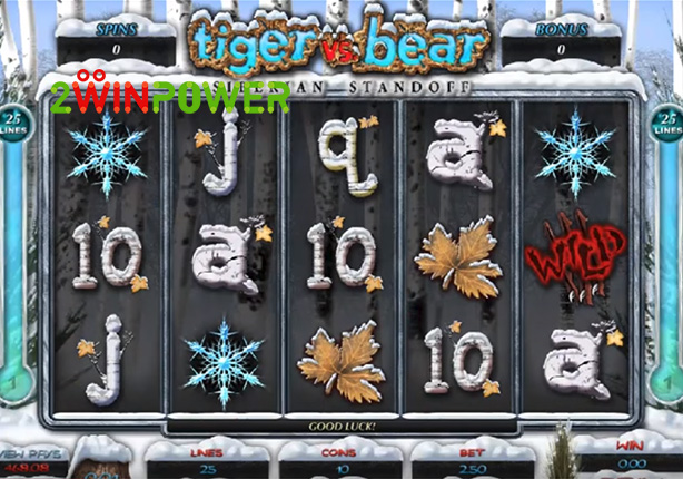 microgaming tiger vs