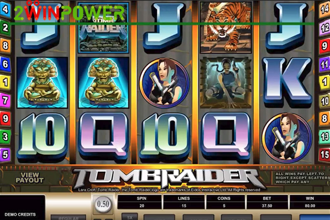 microgaming tomb raider 1508493862386 image