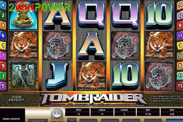 microgaming tomb raider 15084938630629 image