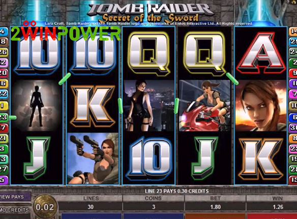 microgaming tomb raider ii 15085049743481 image