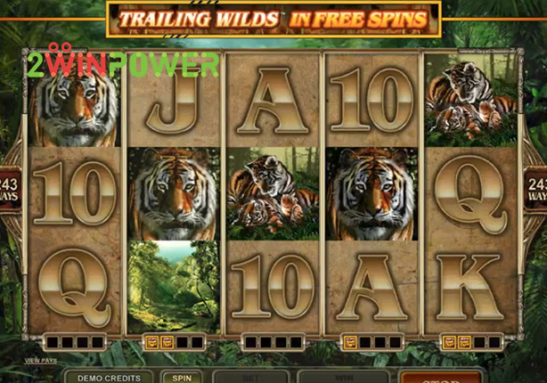 microgaming untamed bengal tiger 15081482614732 image