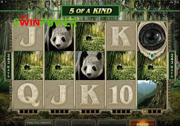 microgaming untamed giant panda 15084849588333 image