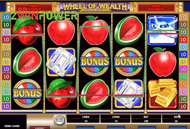 microgaming wheel of wealth special edition 15081583951863 image