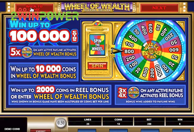 microgaming wheel of wealth special edition 15081583953445 image