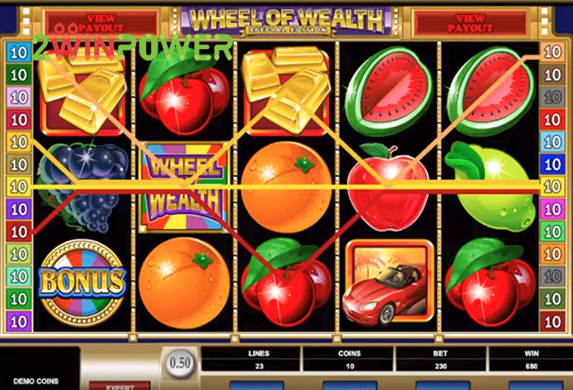 microgaming wheel of wealth special edition 15081583956575 image