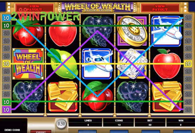 microgaming wheel of wealth special edition 15081583958232 image