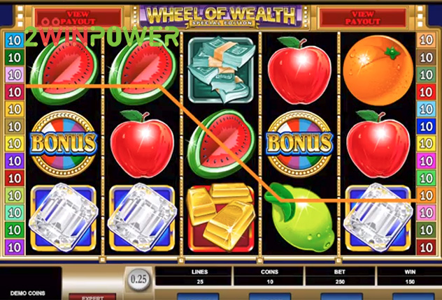 microgaming wheel of wealth special edition 15081583959863 image