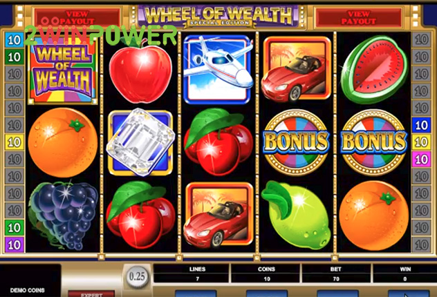 microgaming wheel of wealth special edition 15081583961535 image