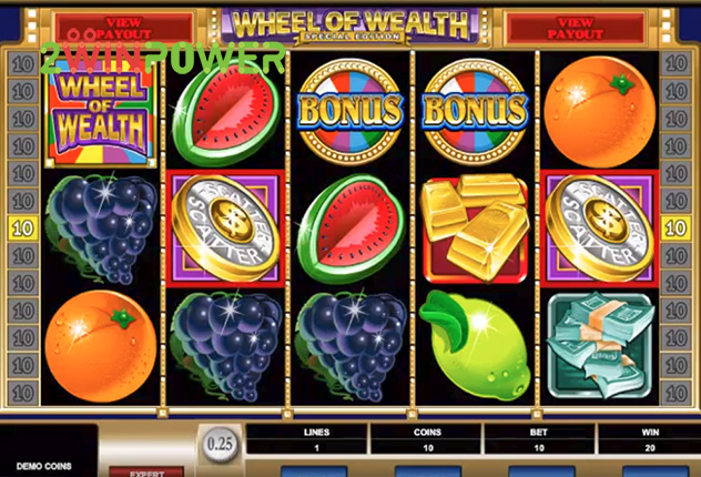 microgaming wheel of wealth special edition 15081583964813 image