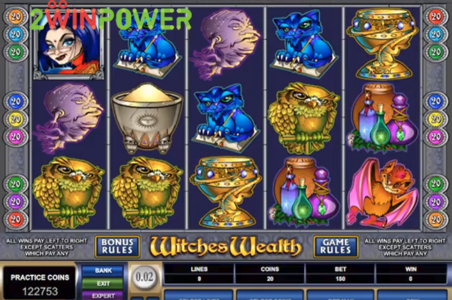 microgaming witches wealth 15079070420251 image