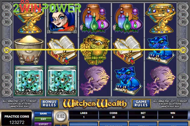 microgaming witches wealth 15079070428378 image