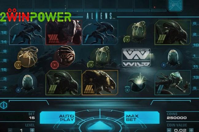 aliens купить автоматы игровые