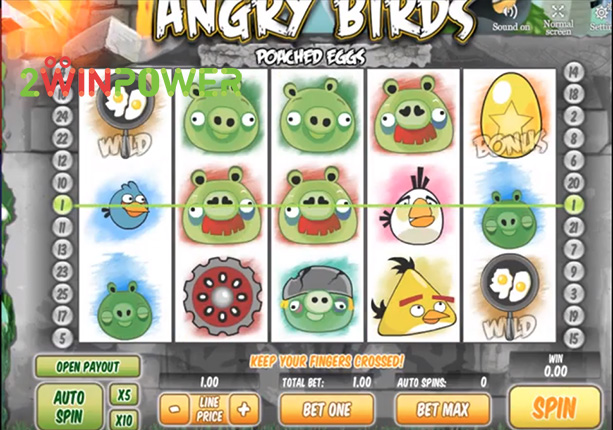 novomatic deluxe angry birds 15081665549906 image
