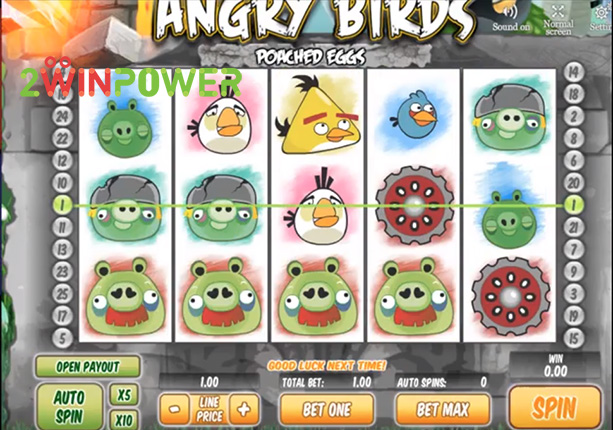 novomatic deluxe angry birds 15081665554349 image