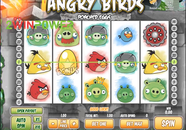 novomatic deluxe angry birds 15081665555963 image