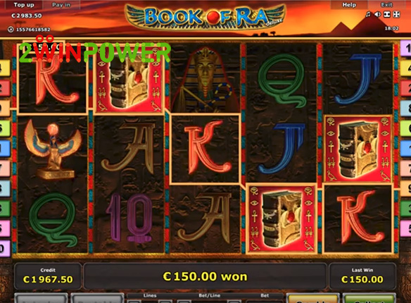 slot aparati book of ra