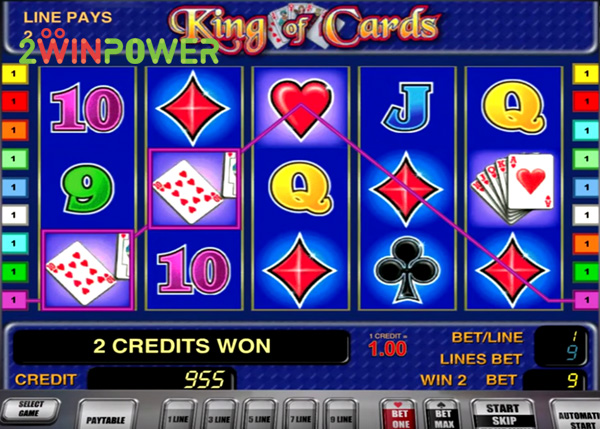novomatic king of cards 15057280233504 image
