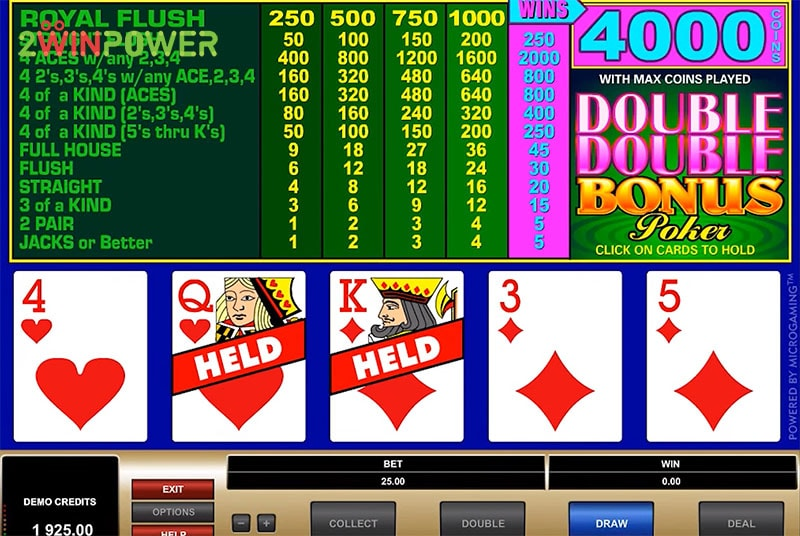 poker double double bonus poker 15461046485496 image