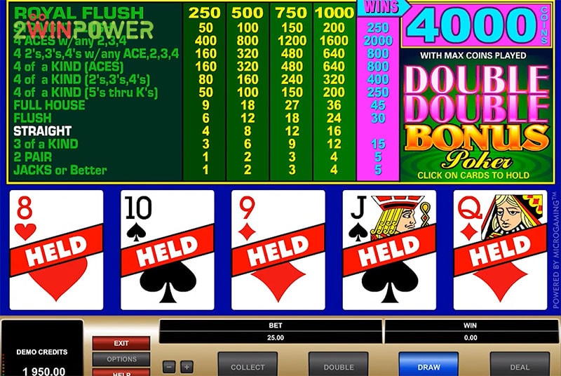 poker double double bonus poker 15461046495471 image
