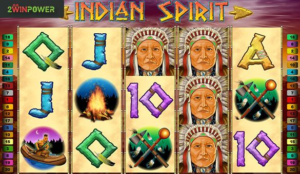 purchase the indian spirit casino game by greentube 15652755437537 image