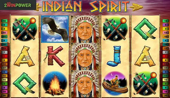 purchase the indian spirit casino game by greentube 1565275546805 image