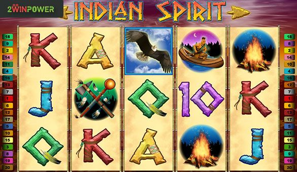 purchase the indian spirit casino game by greentube 15652755500619 image