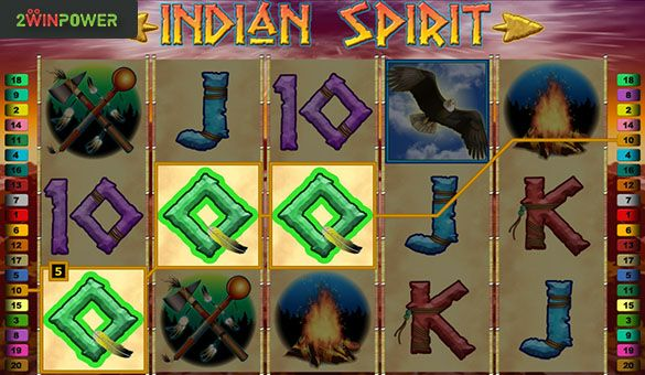 purchase the indian spirit casino game by greentube 15652755527144 image