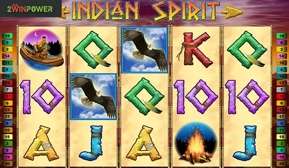 purchase the indian spirit casino game by greentube 15652755554432 image