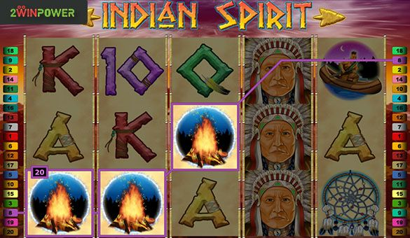 purchase the indian spirit casino game by greentube 15652755577634 image