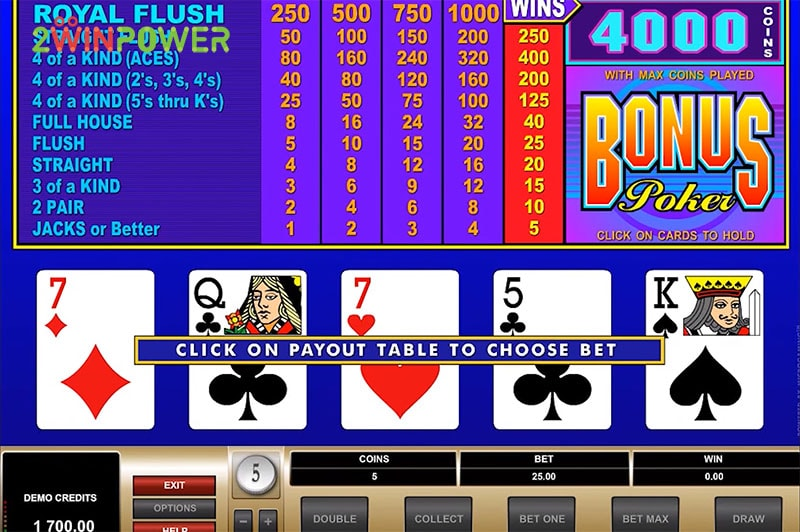 ruby bonus poker 15461630383642 image