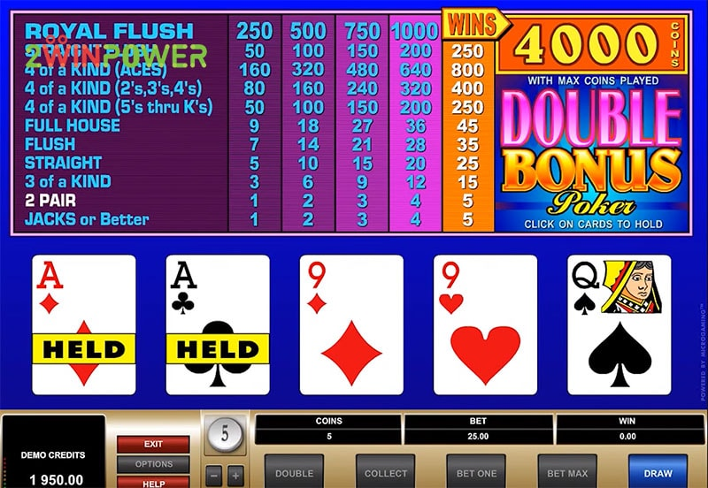 ruby double bonus poker 1546164888745 image
