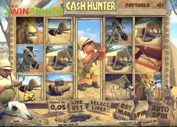 sheriff gaming cash hunter 15031480362922 image