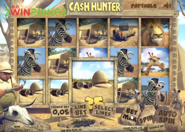 sheriff gaming cash hunter 1503148036714 image