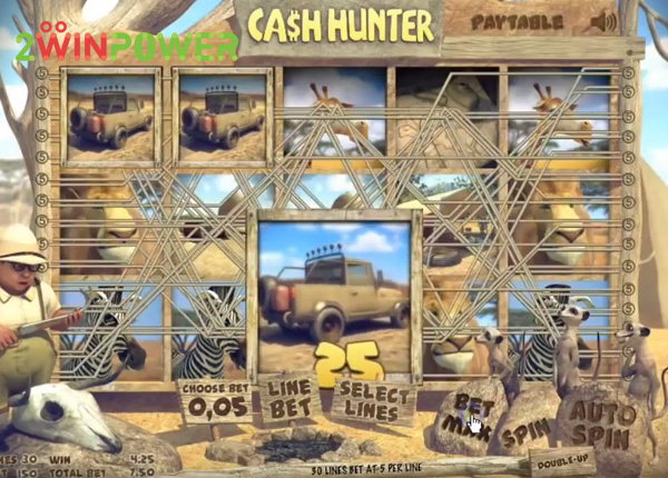 sheriff gaming cash hunter 15031480371379 image