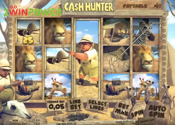 sheriff gaming cash hunter 15031480376006 image