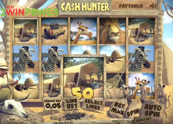 sheriff gaming cash hunter 15031480380219 image