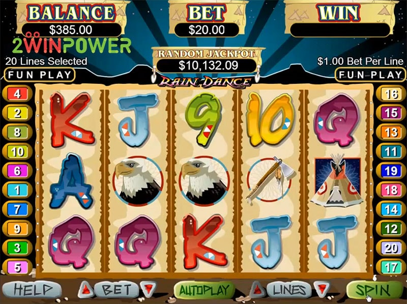 slot igra rain dance ot realtime gaming 15498685809118 image