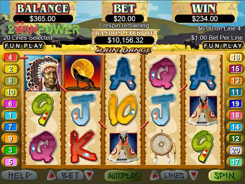 slot igra rain dance ot realtime gaming 15498685827543 image