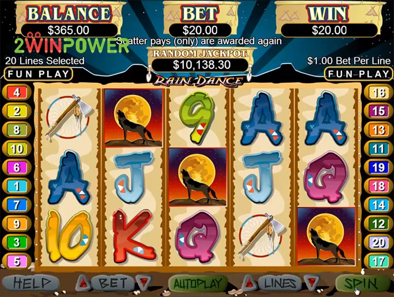 slot igra rain dance ot realtime gaming 15498685854504 image