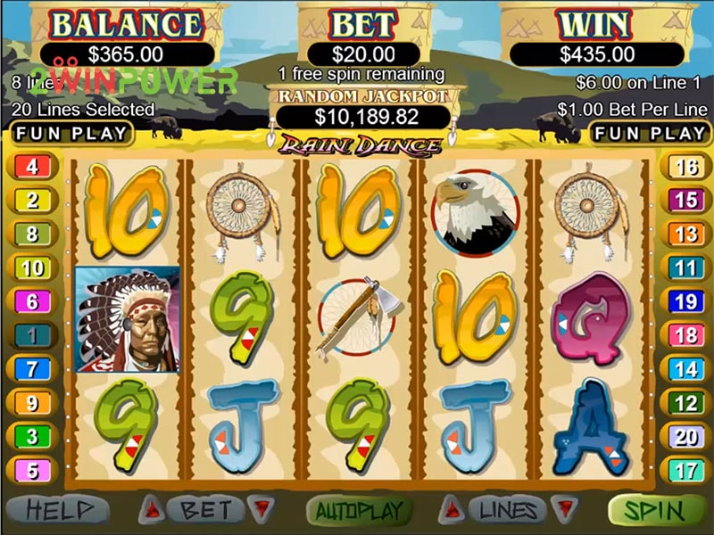slot igra rain dance ot realtime gaming 15498685903748 image