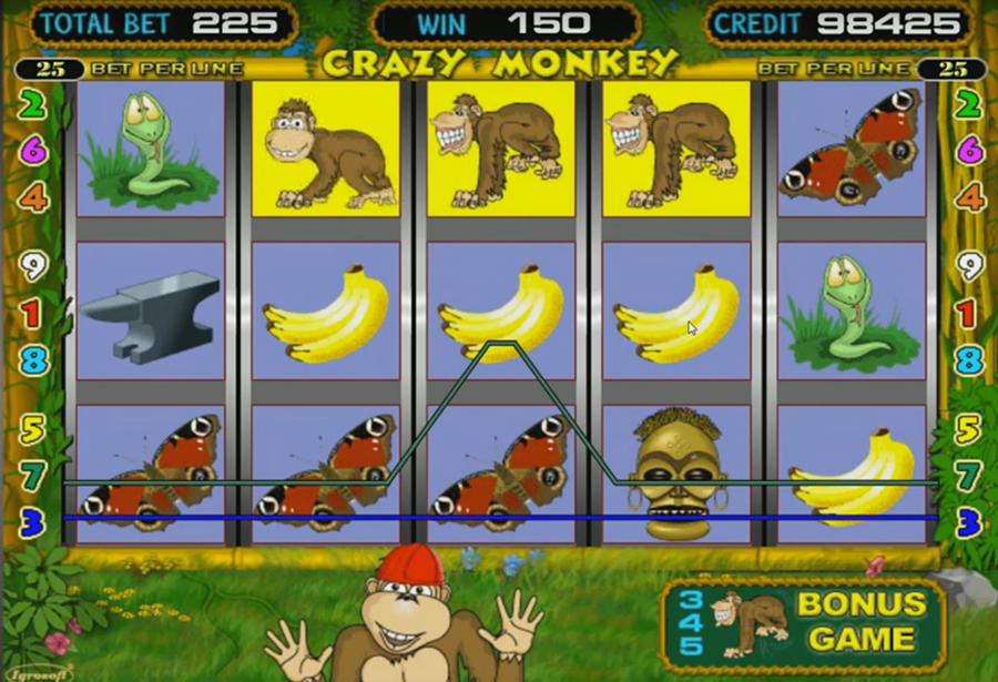 В бесплатно играть онлайн автоматы