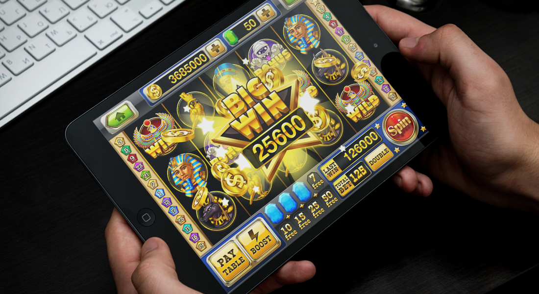 HTML5 online casino mobile game development