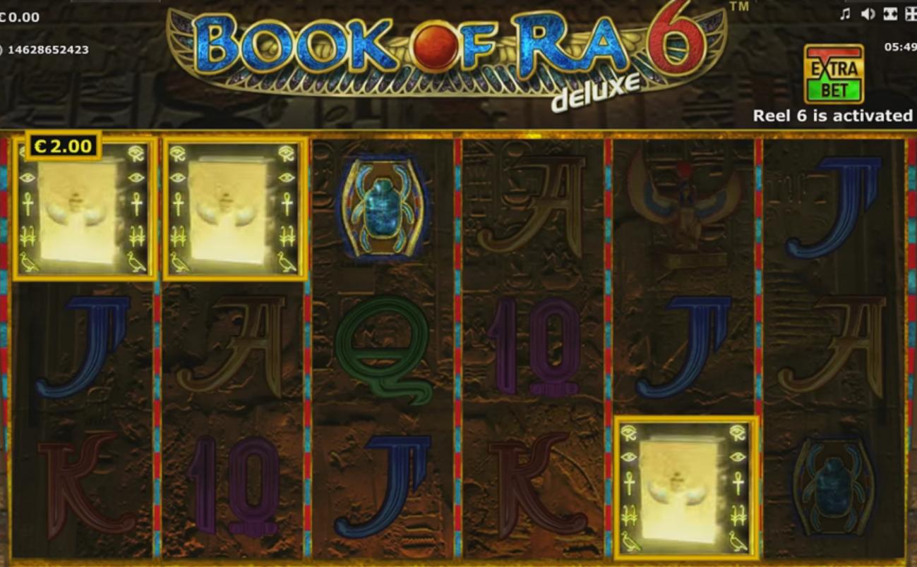 Book of ra 6 casino