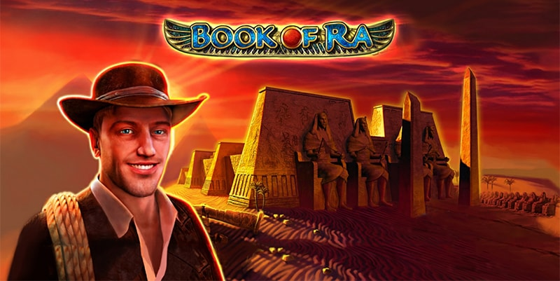 Book of Ra Novomatic slot game