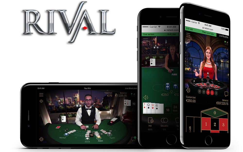 Rival Mobile Casinos